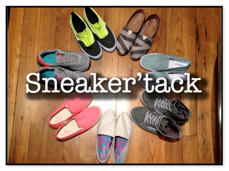 sneakertack